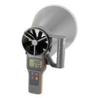 WS-05风量测量适配器连接示例