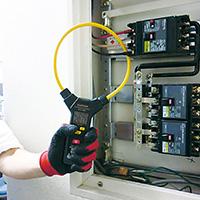 CFL-02U交流电流测量图像