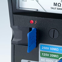 MG-01U锁定按钮使用图像